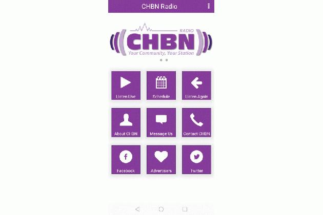 CHBN Radio App