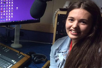 Hayley Stanton Quiet Connections Truro CHBN Radio